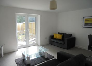 Thumbnail 4 bed town house to rent in Queens Court Close, Etruria Road, Basford, Stoke On Trent