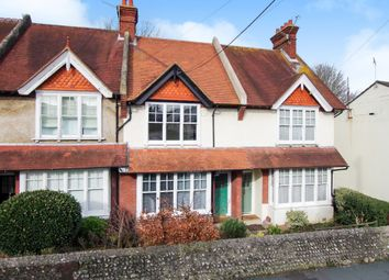 Thumbnail 3 bed terraced house for sale in The Fosse, Lancaster Street, Lewes