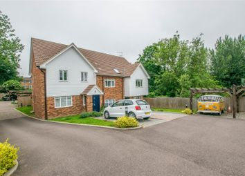 Thumbnail 2 bed flat for sale in Orchard Apartments, Linford End, Harlow