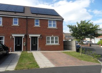 Thumbnail 2 bed semi-detached house to rent in Dune Walk, South Shore, Blyth