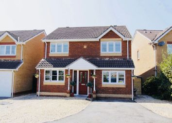 Thumbnail 4 bed semi-detached house for sale in Wild Field, Bridgend