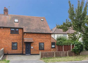 Thumbnail 4 bed semi-detached house for sale in Rayleigh Road, Woodford Green