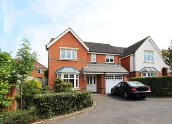 Thumbnail 4 bedroom semi-detached house to rent in Woodall Close, Chessington