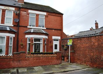 Thumbnail 3 bedroom end terrace house for sale in 33 Royal Avenue, Doncaster