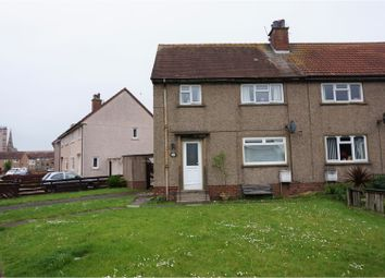 Thumbnail 3 bed semi-detached house for sale in Mckinlay Crescent, Irvine