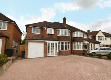 4 bed semi-detached house for sale in Greswolde Road, Solihull B91