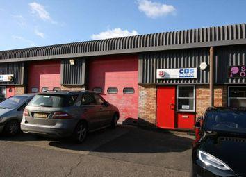 Thumbnail Warehouse to let in Riverside Park Industrial Estate 22, Farnham, Surrey