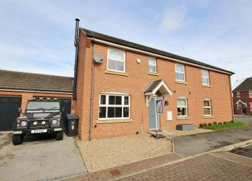 3 bed semi-detached house for sale in St. Marys Walk, Hambleton, Selby YO8