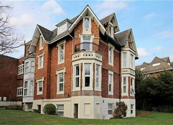 Thumbnail 3 bed flat for sale in Exeter Park Road, Bournemouth