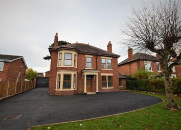 Thumbnail 5 bedroom detached house for sale in The Pines, Station Road, Mickleover, Derby