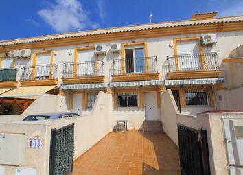 Thumbnail 2 bed town house for sale in Pinada Gardens, Daya Nueva, Alicante, Valencia, Spain