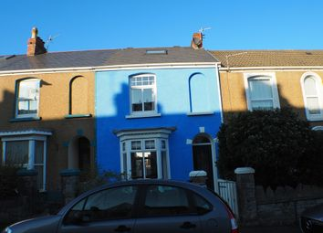 Thumbnail 4 bed terraced house to rent in Victoria Avenue, Mumbles