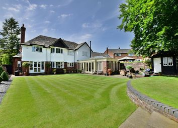 Thumbnail 4 bed detached house for sale in Parkway, Wilmslow