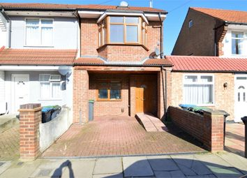 Thumbnail 3 bed terraced house to rent in Cedar Avenue, Enfield, Greater London