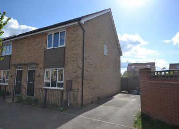 Thumbnail 3 bedroom semi-detached house for sale in Butter Row, Wolverton, Milton Keynes