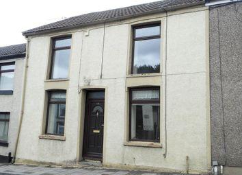 Thumbnail 2 bedroom terraced house for sale in Penygraig Road, Penygraig, Tonypandy