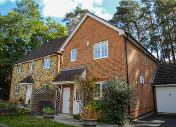 Thumbnail 3 bedroom detached house for sale in Fairway Heights, Camberley, Surrey