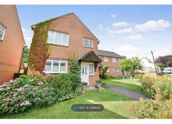 Thumbnail 3 bedroom detached house to rent in Hazells Lane, Shrivenham, Swindon