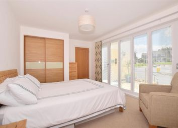 Thumbnail 1 bed flat for sale in The Bridge Approach, Whitstable, Kent