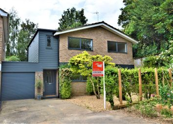 Thumbnail 4 bedroom detached house for sale in Fox Dale, Stamford
