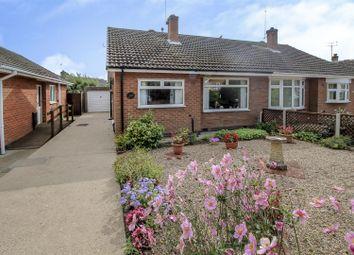 Thumbnail 2 bed semi-detached bungalow for sale in Allison Gardens, Beeston, Nottingham
