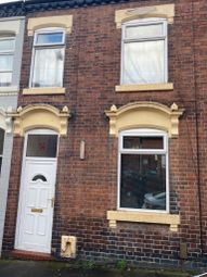 Thumbnail 3 bed terraced house to rent in Eastwood Place, Stoke-On-Trent