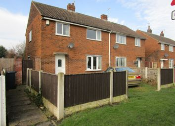 Thumbnail 3 bed semi-detached house for sale in Wike Gate Road, Thorne, Doncaster