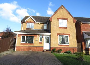 Thumbnail 5 bed detached house for sale in Hudson Way, Norwich