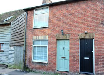 Thumbnail 2 bed end terrace house for sale in Lamb Lane, Redbourn, St Albans, Hertfordshire