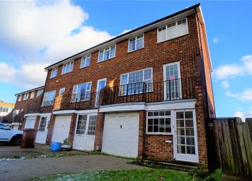 Thumbnail 4 bedroom end terrace house to rent in Marlborough Road, Gillingham, Kent