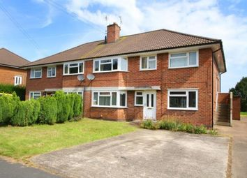 Thumbnail 2 bedroom flat for sale in Redfern Street, New Tupton, Chesterfield, Derbyshire
