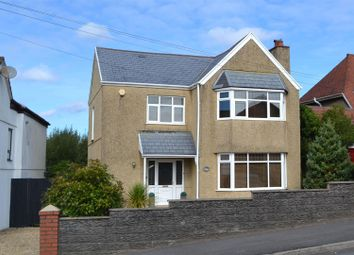 Thumbnail 3 bed detached house for sale in Gower Road, Killay, Swansea
