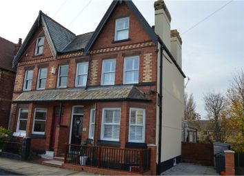 Thumbnail 4 bed semi-detached house for sale in York Avenue, West Kirby