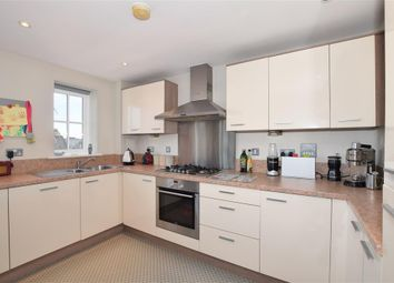 Thumbnail 3 bed flat for sale in Spencer Place, Kings Hill, West Malling, Kent