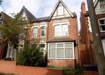 Thumbnail 4 bed semi-detached house for sale in Hallewell, Edgbaston