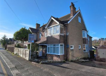 Thumbnail 1 bed flat to rent in Fairdene Road, Coulsdon