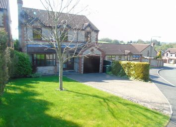 Thumbnail 4 bed detached house to rent in Tumbling Hill, Heage, Derbyshire