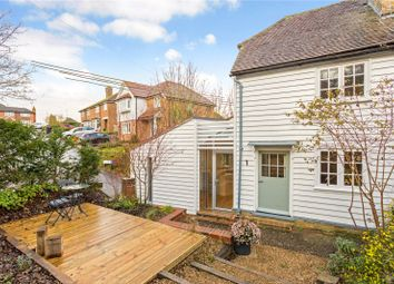 Thumbnail 2 bed end terrace house to rent in School Cottages, School Lane, Seal, Sevenoaks
