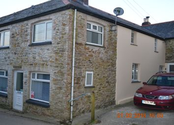 Thumbnail 1 bed cottage to rent in Mount, Bodmin