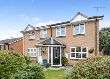 Thumbnail 3 bed semi-detached house for sale in Low Bank, Burnley, Lancashire