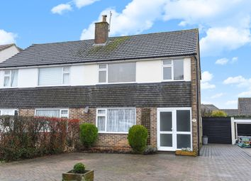 Thumbnail 3 bed semi-detached house for sale in Crowborough Drive, Warlingham
