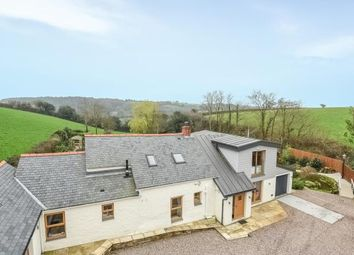 Thumbnail 4 bed detached house for sale in Gweek, Helston, Cornwall
