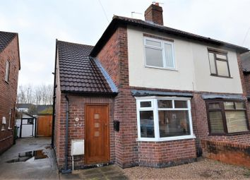 Thumbnail 2 bedroom semi-detached house for sale in Eastcroft Avenue, Littleover, Derby