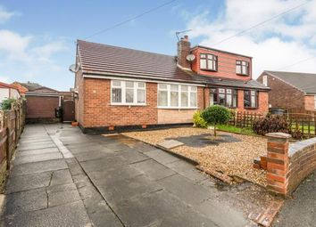 2 bed bungalow for sale in Astley Close, Warrington, Cheshire WA4