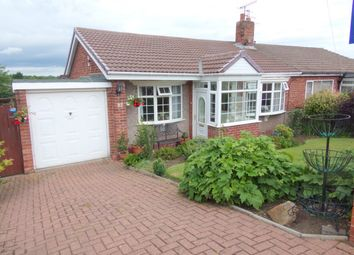 Thumbnail 2 bed semi-detached house for sale in Green Acres, Morpeth
