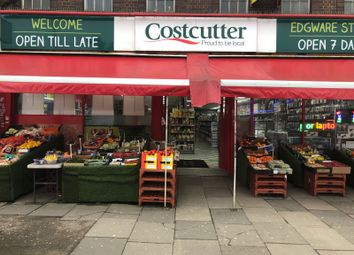 Thumbnail Retail premises for sale in Burnt Oak Broadway, Edgware