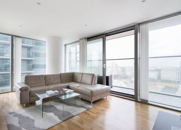 Thumbnail 2 bed flat for sale in Marsh Wall, London