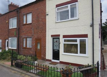 Thumbnail 3 bed terraced house for sale in Goole Road, Moorends, Doncaster