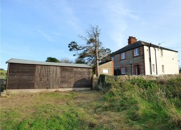 Thumbnail 2 bedroom semi-detached house to rent in Cogden Cottage, Coast Road, Burton Bradstock, Bridport