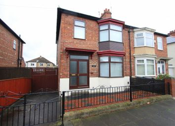 Thumbnail 3 bed semi-detached house for sale in Park Lane, Darlington